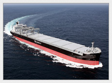 Open Type Bulk Carrier